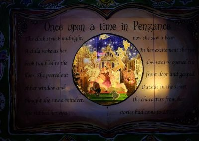 Penzance Christmas Windows 2016
