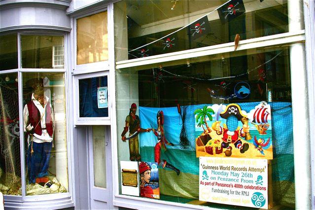 Pirate Shop | Pop Up Penzance