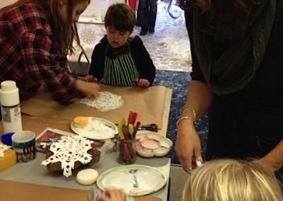 Creative Christmas Workshop