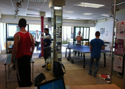Pop Up Ping Pong