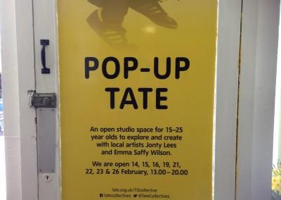 Pop Up Tate