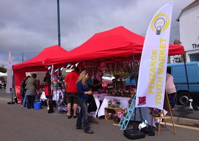 Penzance Youth Markets 2016