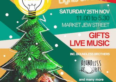Christmas Youth Market Flyer small