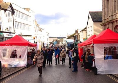 Penzance Youth Markets Yr2 Christmas 2017
