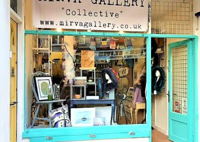 New Mirva Gallery in St Ives