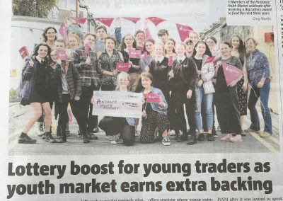 Penzance Youth Market 2019